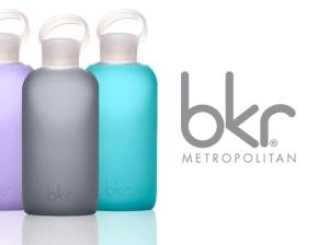 Celebrity water bottle. Outer cover silicone, inside glass. Botella Celebrity recubierta de silicona, interior de cristal. 39€
