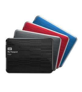 External hard drive mini size with a capacity of up to 2TB. Disco duro portátil tamaño mini con capacidad de hasta 2TB.  WD 149€